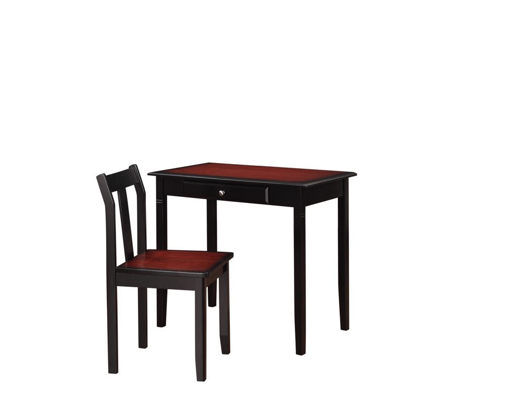 Linon Home Decor 64031BLKCHY-01-KD-U Camden Chair LINH