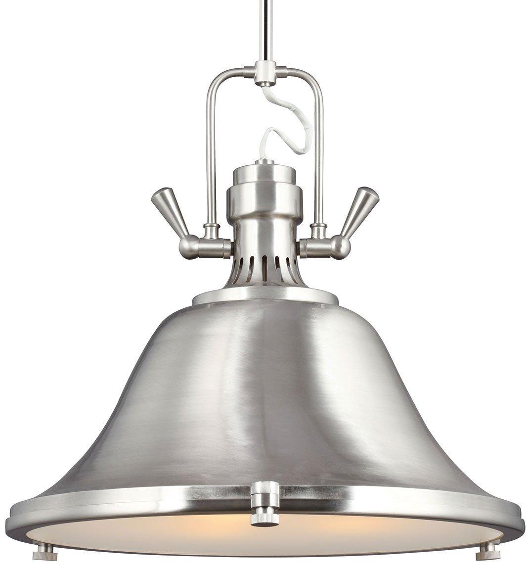Sea Gull Lighting 6514403BLE 962 Stone Street 13W CFL Modern Contemporary P