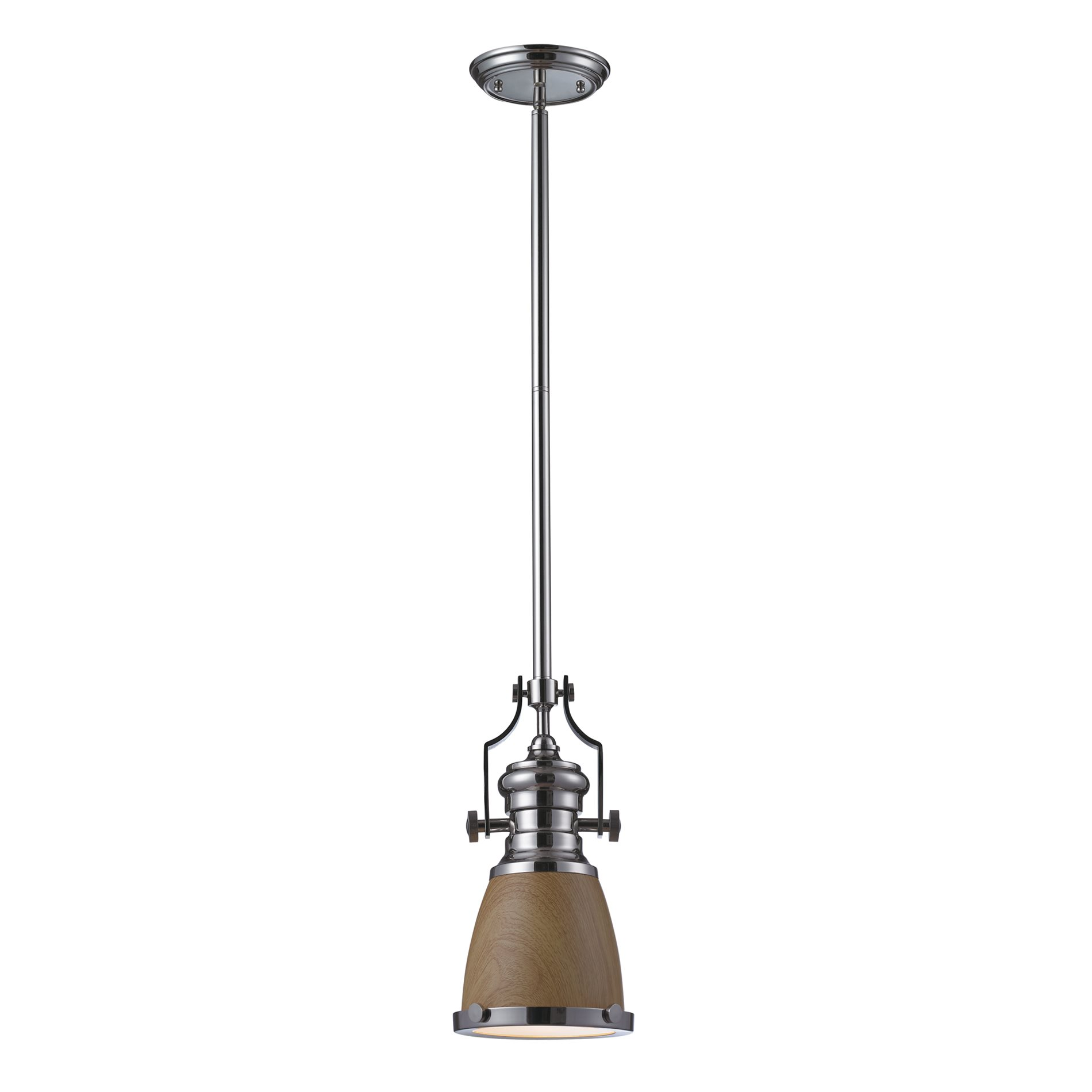 Elk Lighting Fans: Elk Lighting 66732-1 Chadwick Transitional Pendant Light