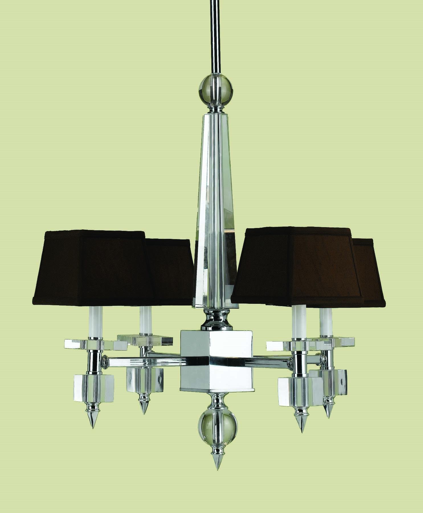 Af Lighting 6686 4h Cluny Modern Contemporary Chandelier