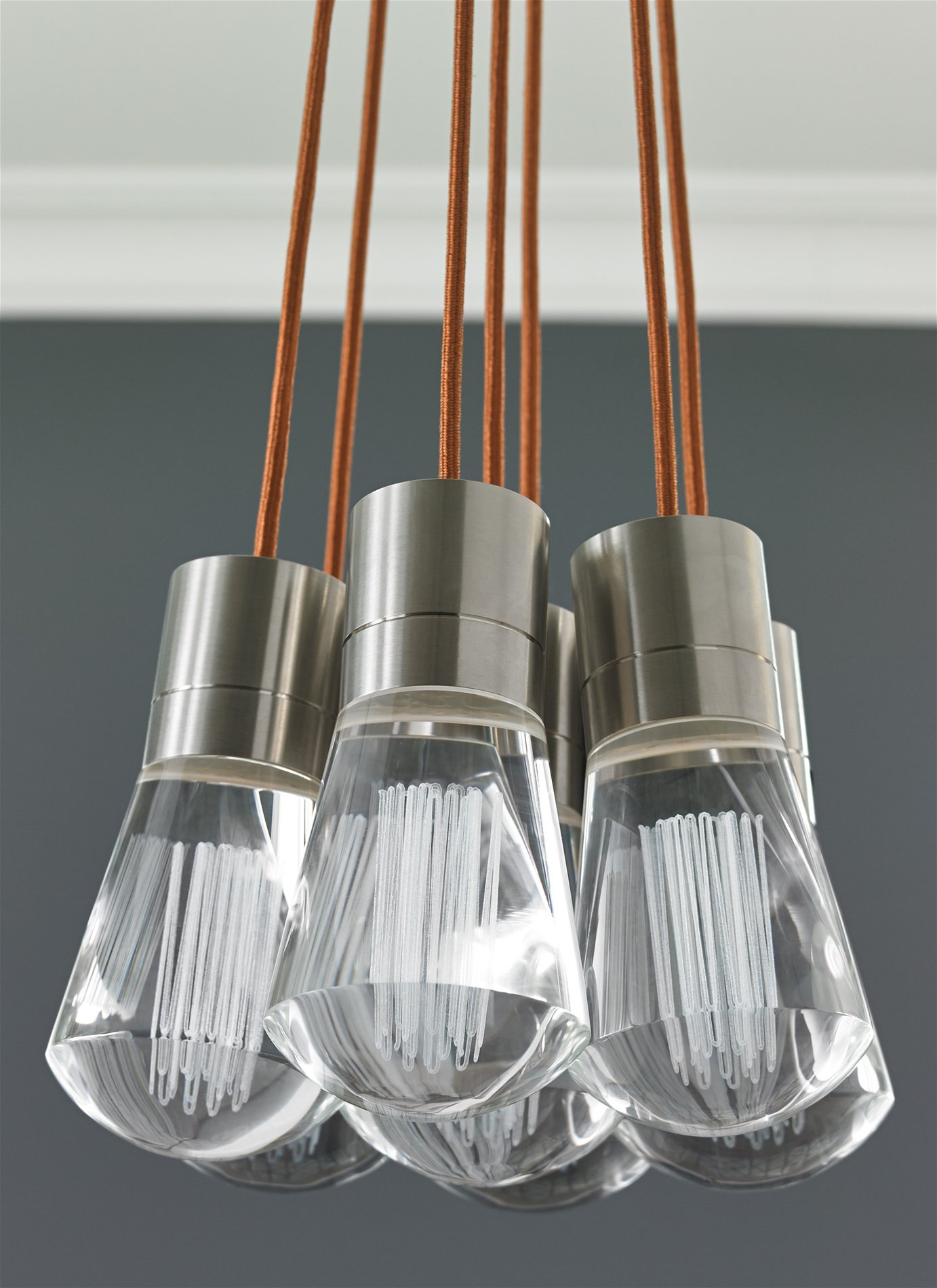 Tech Lighting 700tdalvp Alva Modern Contemporary Pendant