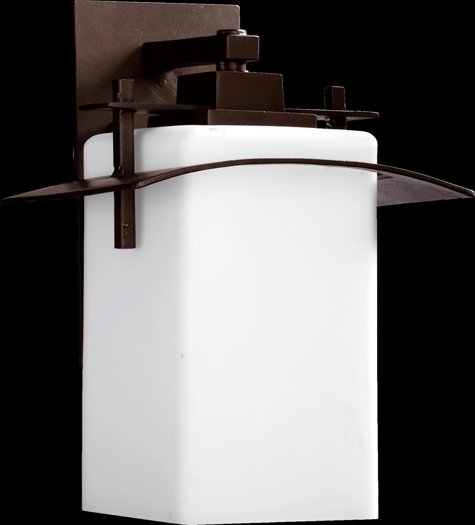 Quorum Lighting 7200-9-86 Kirkland Contemporary Outdoor Wall Sconce QR-7200-9-86