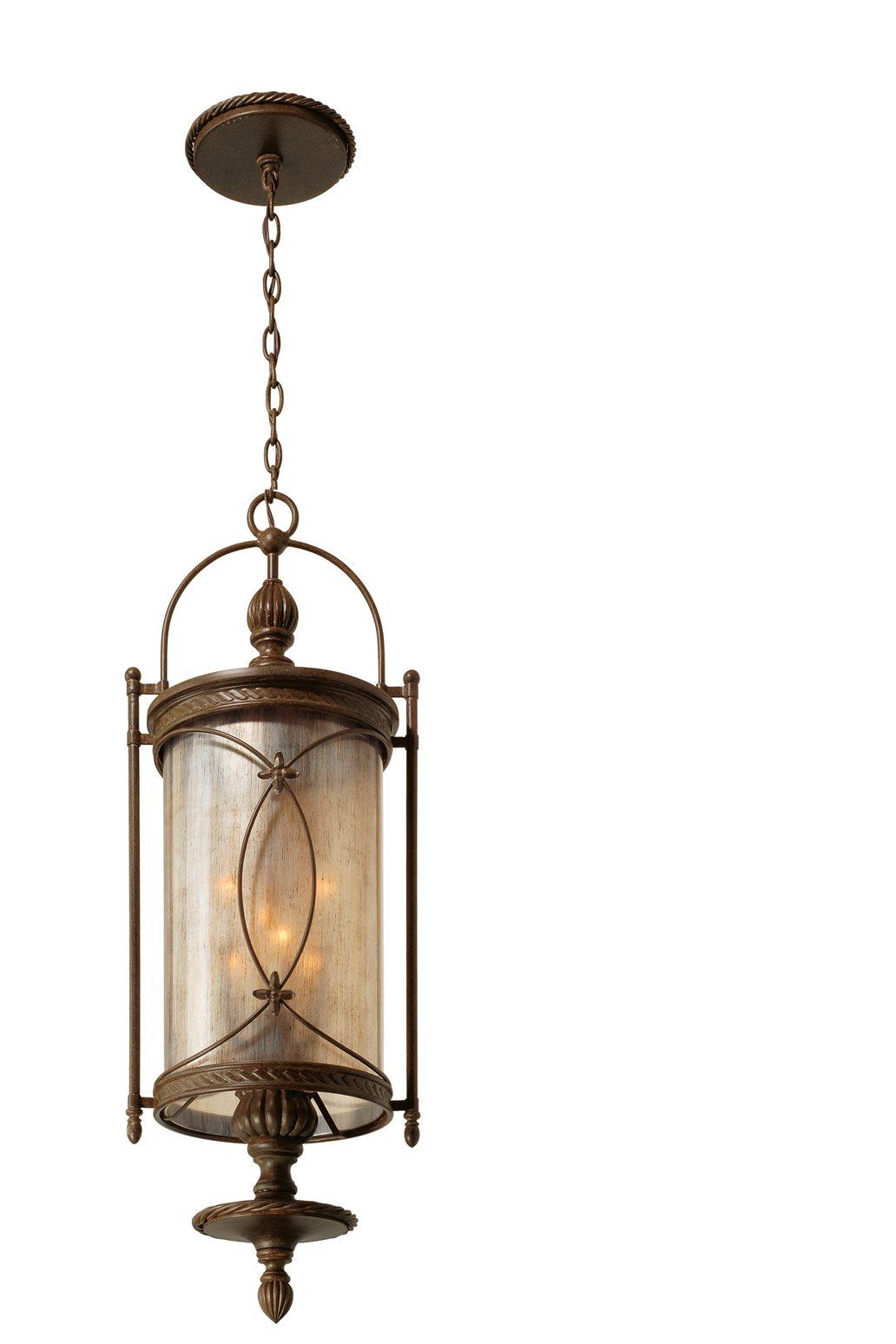 Traditional Outdoor Pendant Lighting : Corbett lighting st moritz traditional outdoor