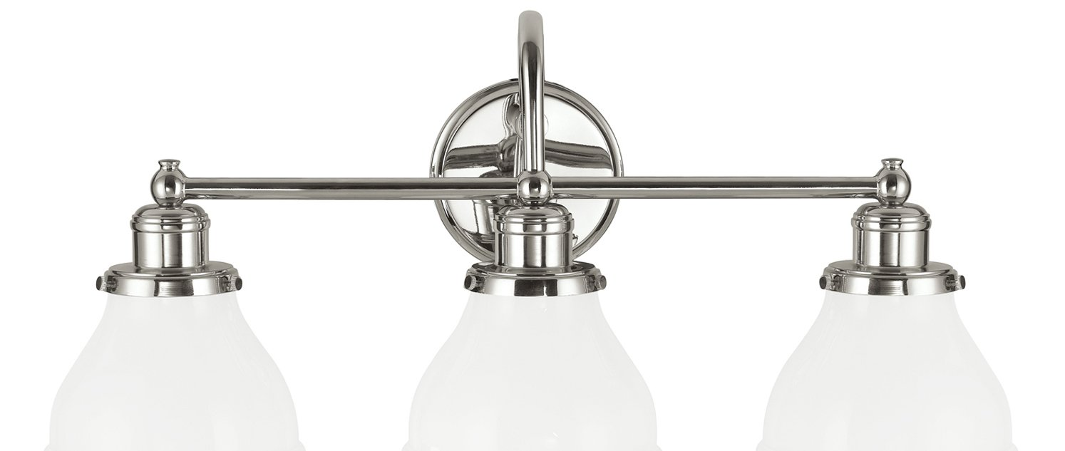 Capital Lighting 8303pn 128 Baxter Transitional Bathroom Vanity Light Cp 8303pn 128