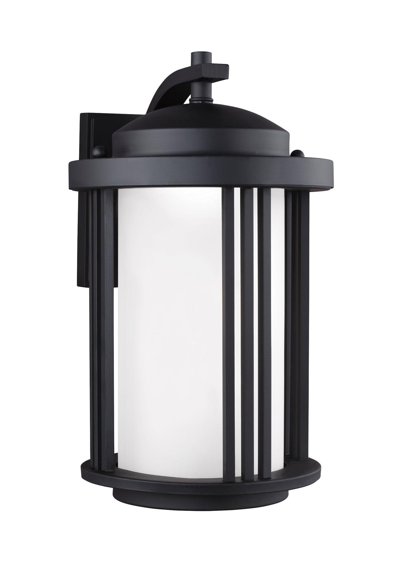 Sea Gull Lighting 8747991S 12 Crowell Modern Contemporary Lamp SG 8747991S 12
