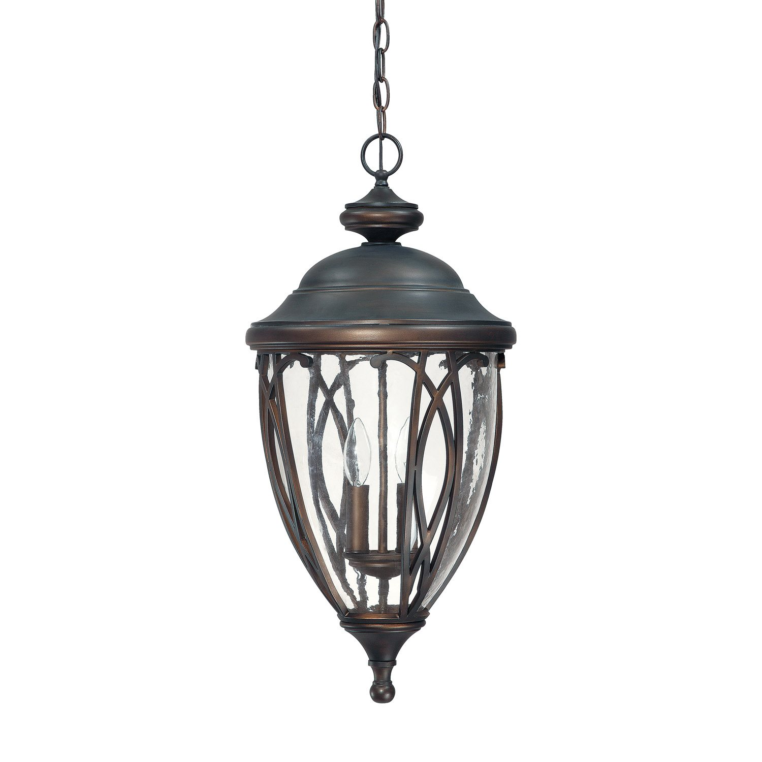 Capital Lighting 9456OB Astor Transitional Outdoor Hanging
