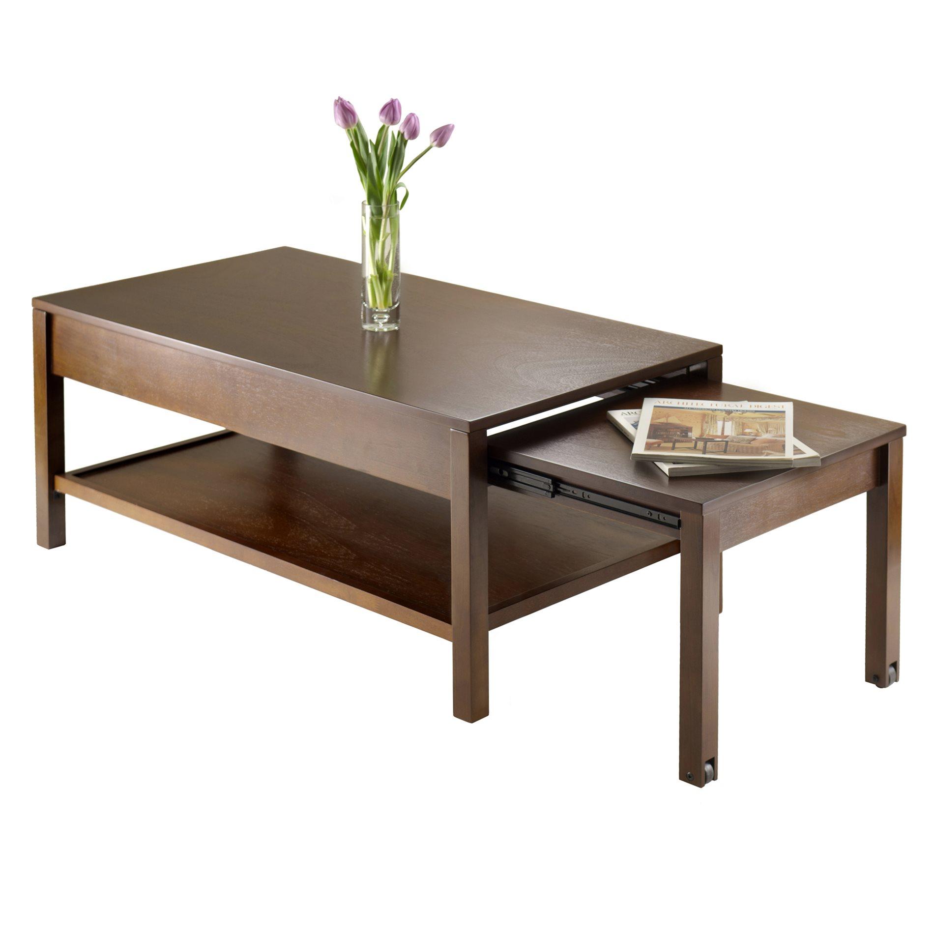 Winsome Wood 94856 Brandon Coffee Table Winw 94856