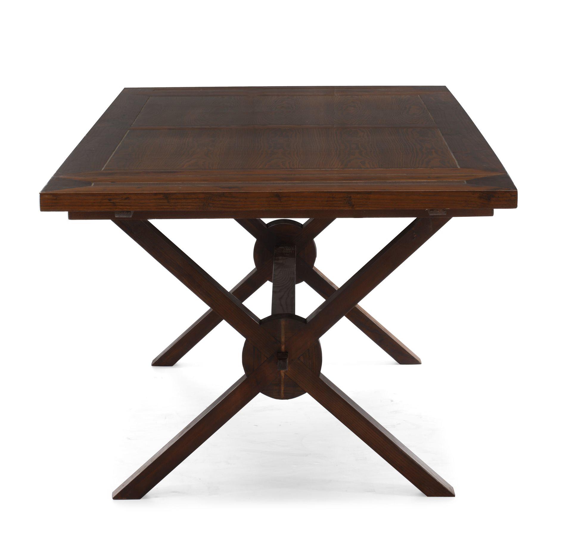 zuo modern 98161 laurel heights era dining table zm 98161