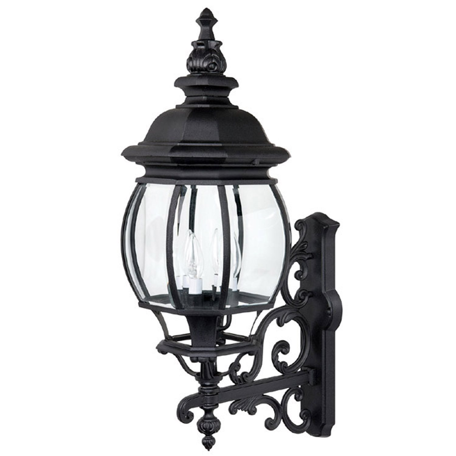Capital lighting 9860 french country traditional outdoor for Country lighting fixtures for home