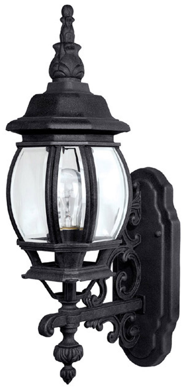 Capital lighting 9867 french country traditional outdoor for Country lighting fixtures for home