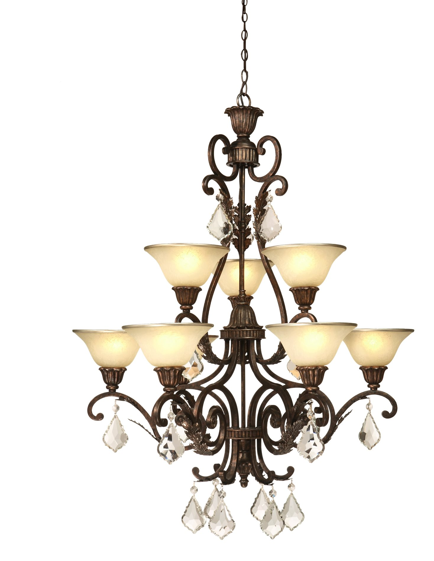 artcraft lighting ac1829 florence traditional chandelier
