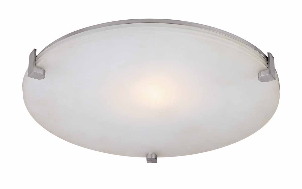 Large Contemporary Ceiling Lights : Access lighting bs opl lithium contemporary flush
