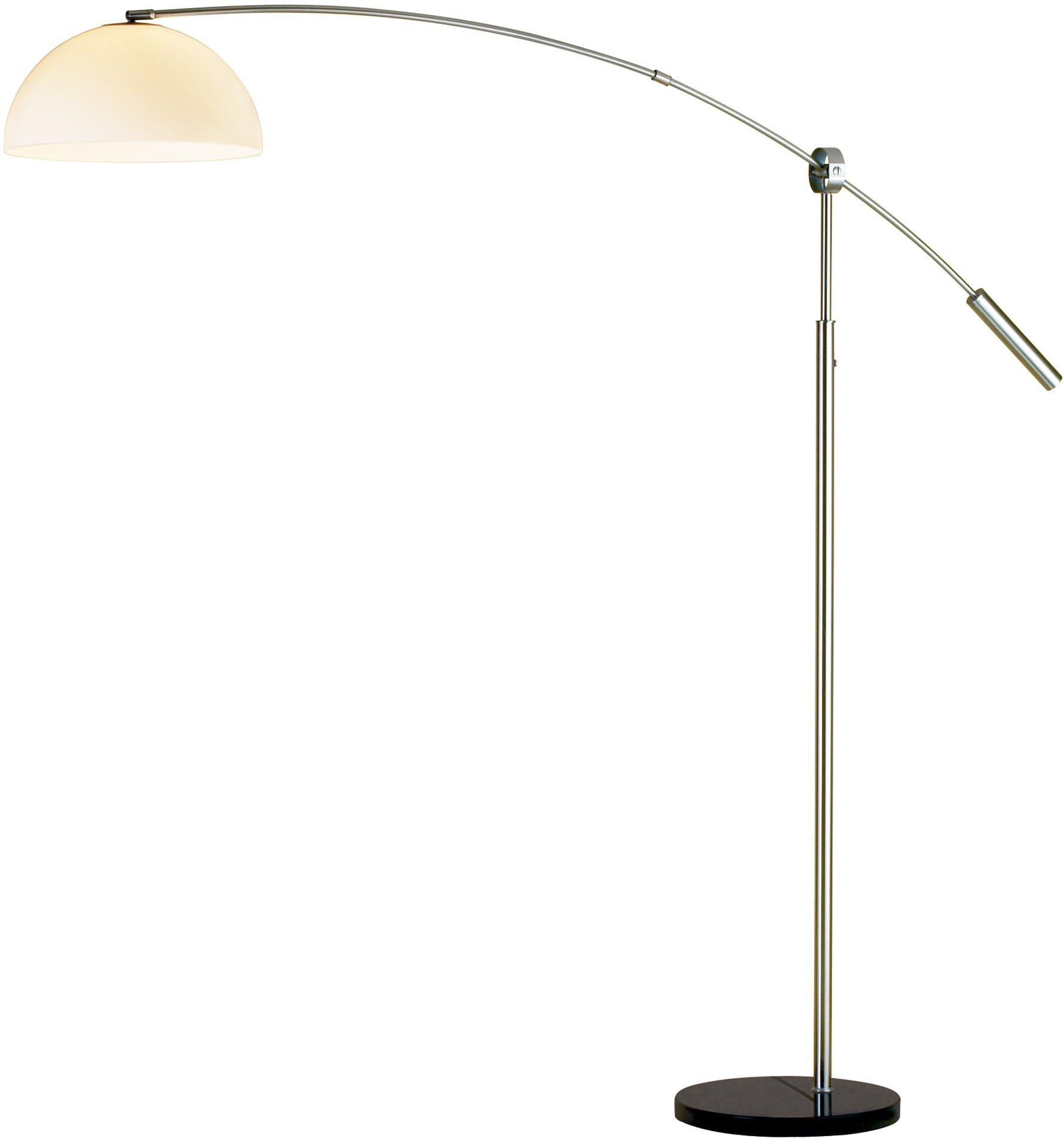 contemporary arc floor lamp x 22 4314 floor lamps contemporary modern. Black Bedroom Furniture Sets. Home Design Ideas