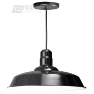 Warehouse Shade RLM Pendant Lighting