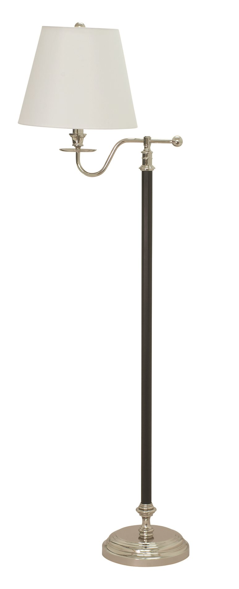 House Of Troy B502 BPN Bennington Floor Lamp HT B502 BPN