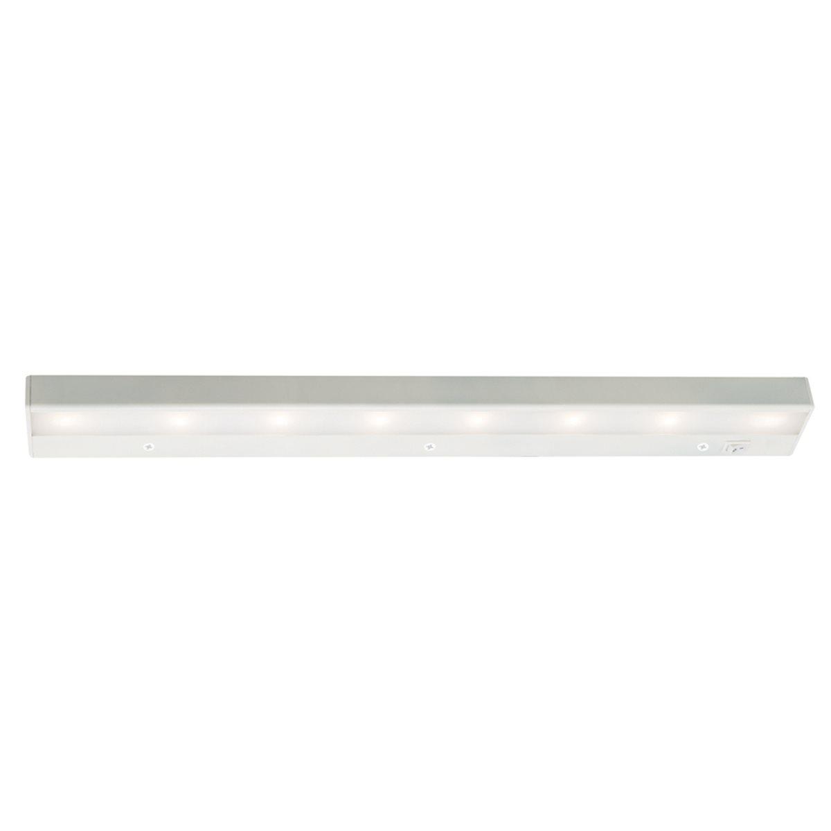 lighting ledme under cabinet light bar wac ba led see details. Black Bedroom Furniture Sets. Home Design Ideas
