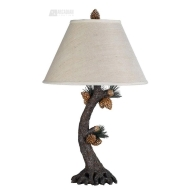 Tropical Table Lamps