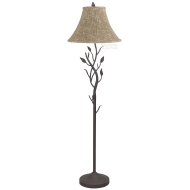 Wrought Iron Floor Lamps