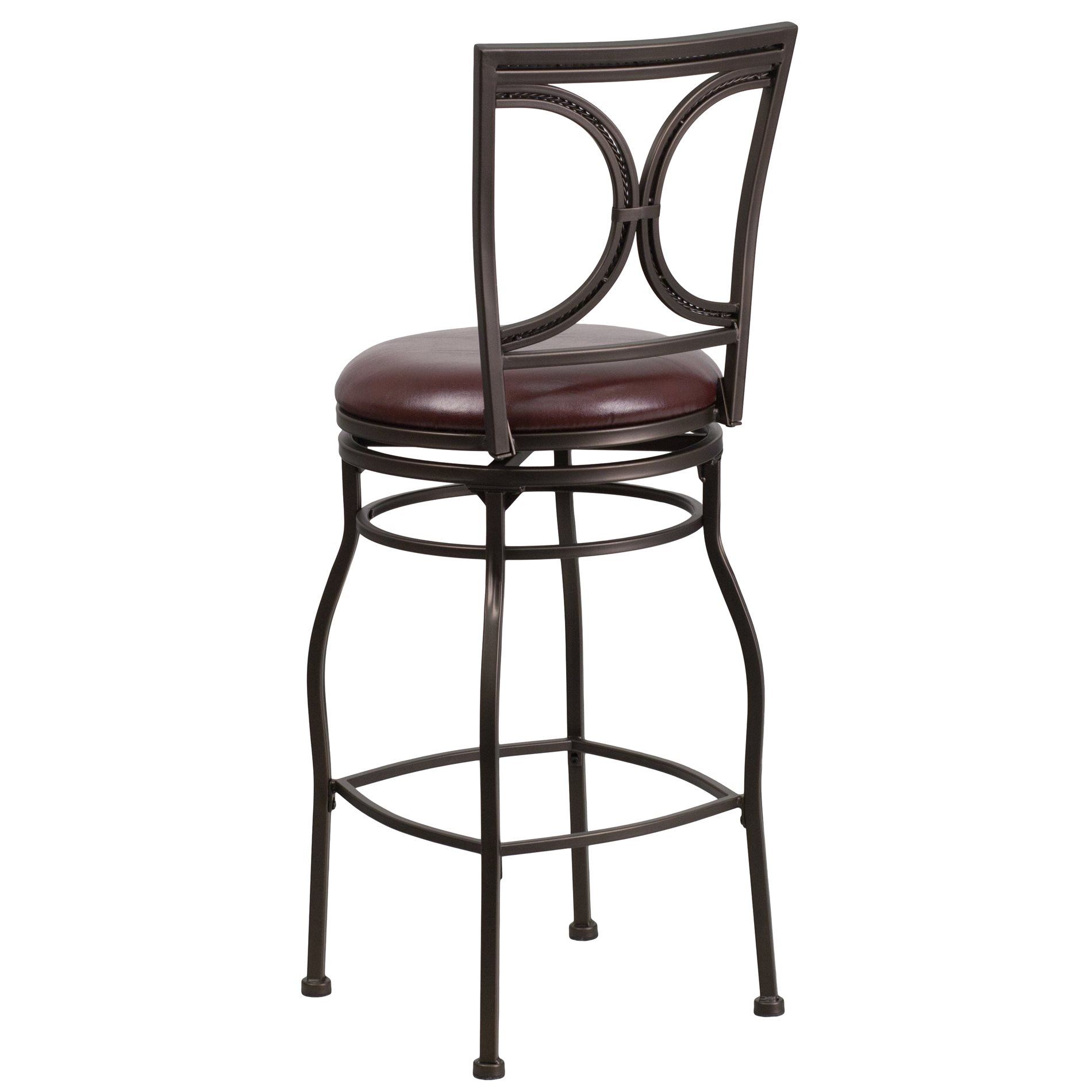 Flash Furniture BS 6023 29 BN GG Barstools Metal
