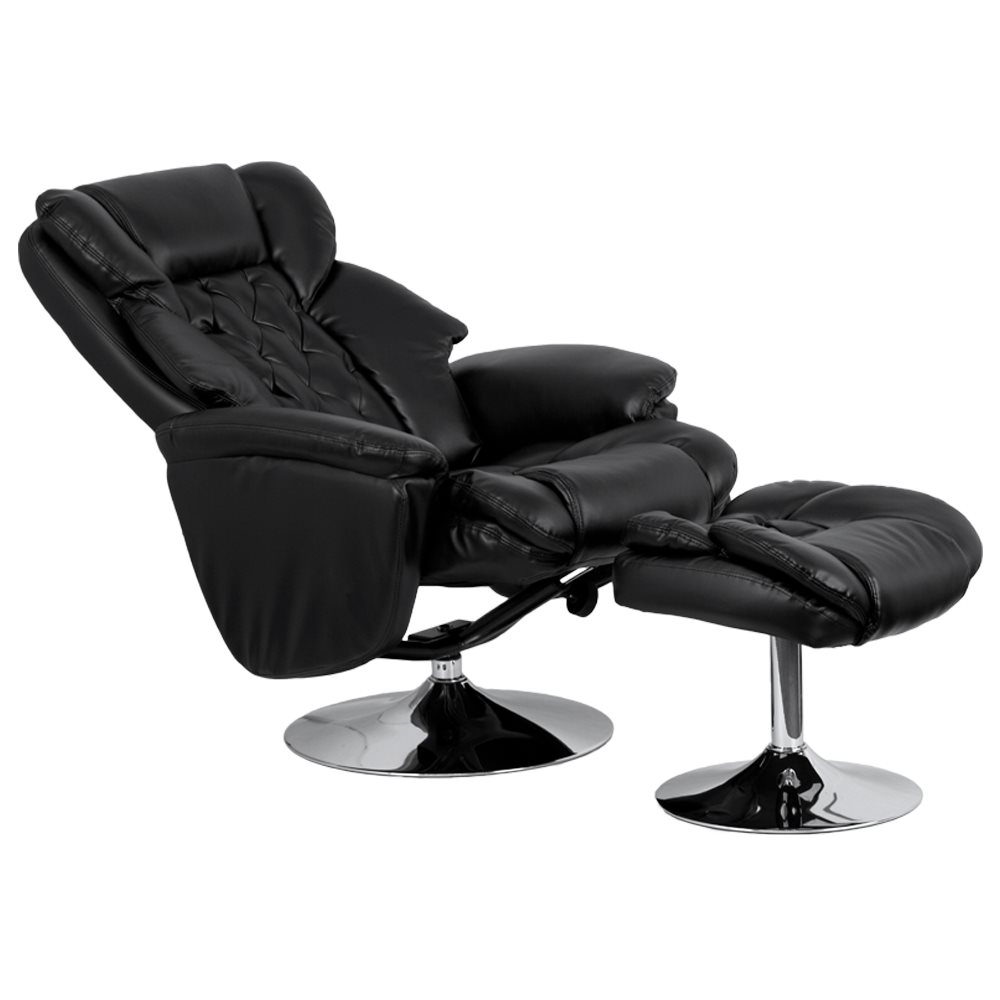 Flash Furniture BT 7807 TRAD GG Recliners Leather