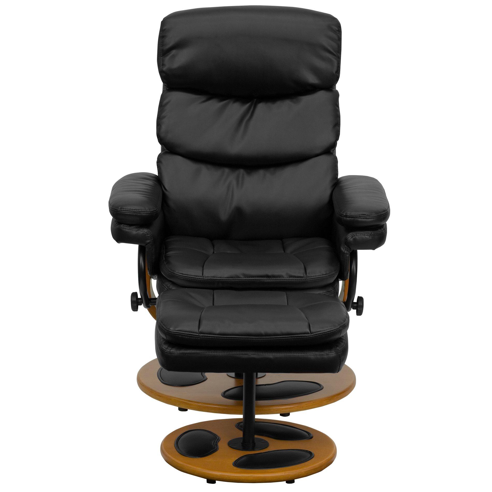 Flash Furniture Bt 7828 Pillow Gg Contemporary Black