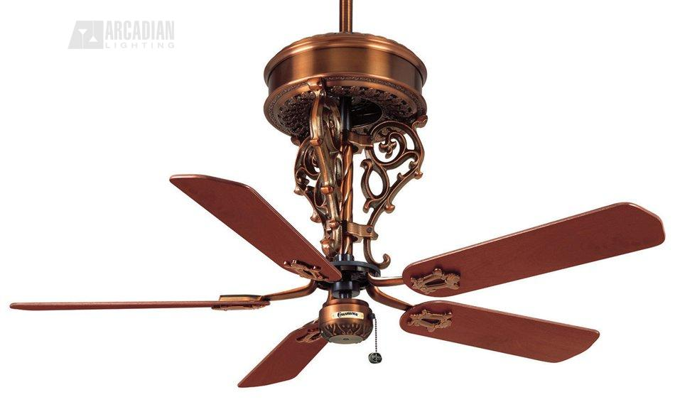 Casablanca fans 69 46 or 54 new orleans centennial transitional 6992d burnished bronze motor shown with b102 mahagony blades 3 speed pullchain aloadofball Choice Image