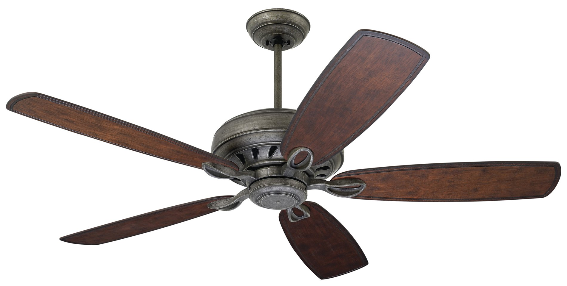 Emerson cf5100 penbrooke select transitional ceiling fan motor only brushed mozeypictures Choice Image