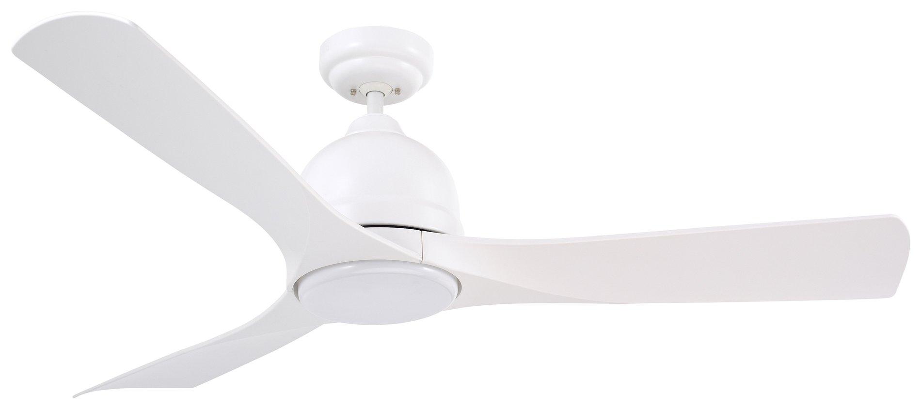 emerson cf590sw volta 54 quot modern contemporary ceiling fan em cf590 sw