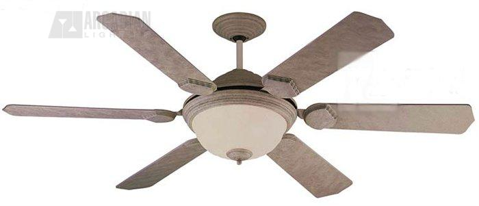 blades fans polished fan included in braxton ceiling nickel craftmade