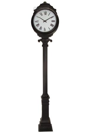 Durocraft Th025 05 Outdoor Large 2 Faced Floor Clock Cm