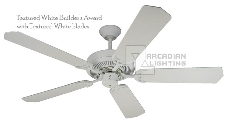 Craftmade tx107 52 builders award ceiling fan cm tx107 zoom mozeypictures Choice Image