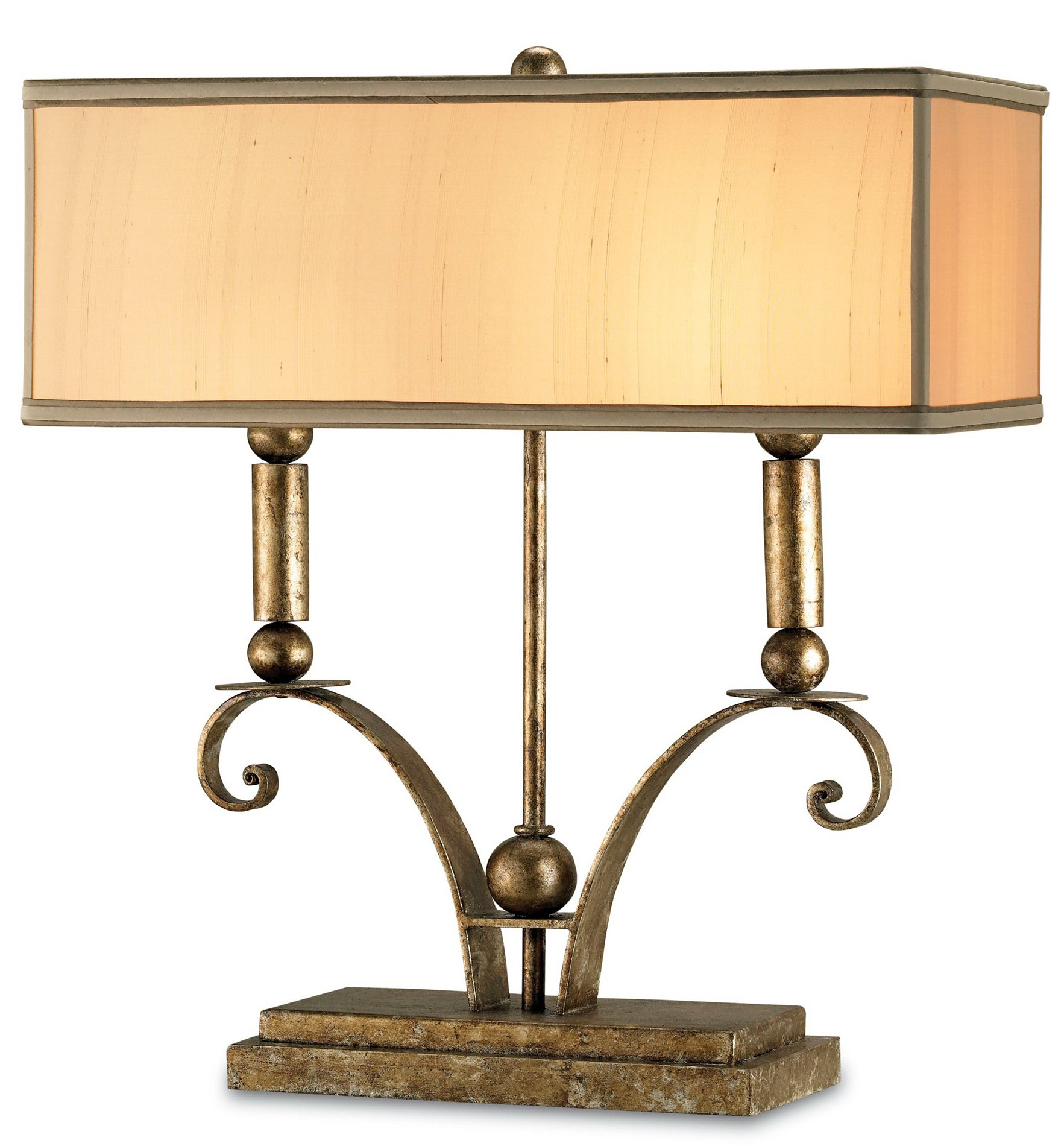 Currey and Company 6326 Windfall Traditional Desk Lamp CNC-6326