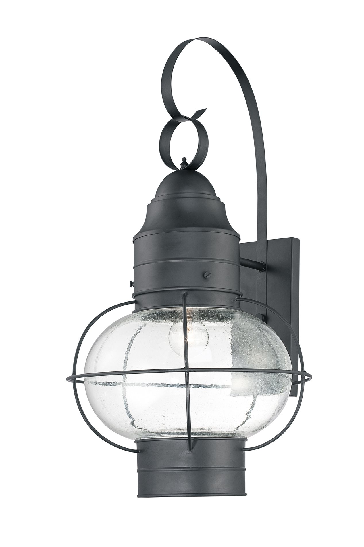 Quoizel COR8414K Cooper Transitional Outdoor Wall Sconce - Large QZ-COR8414K