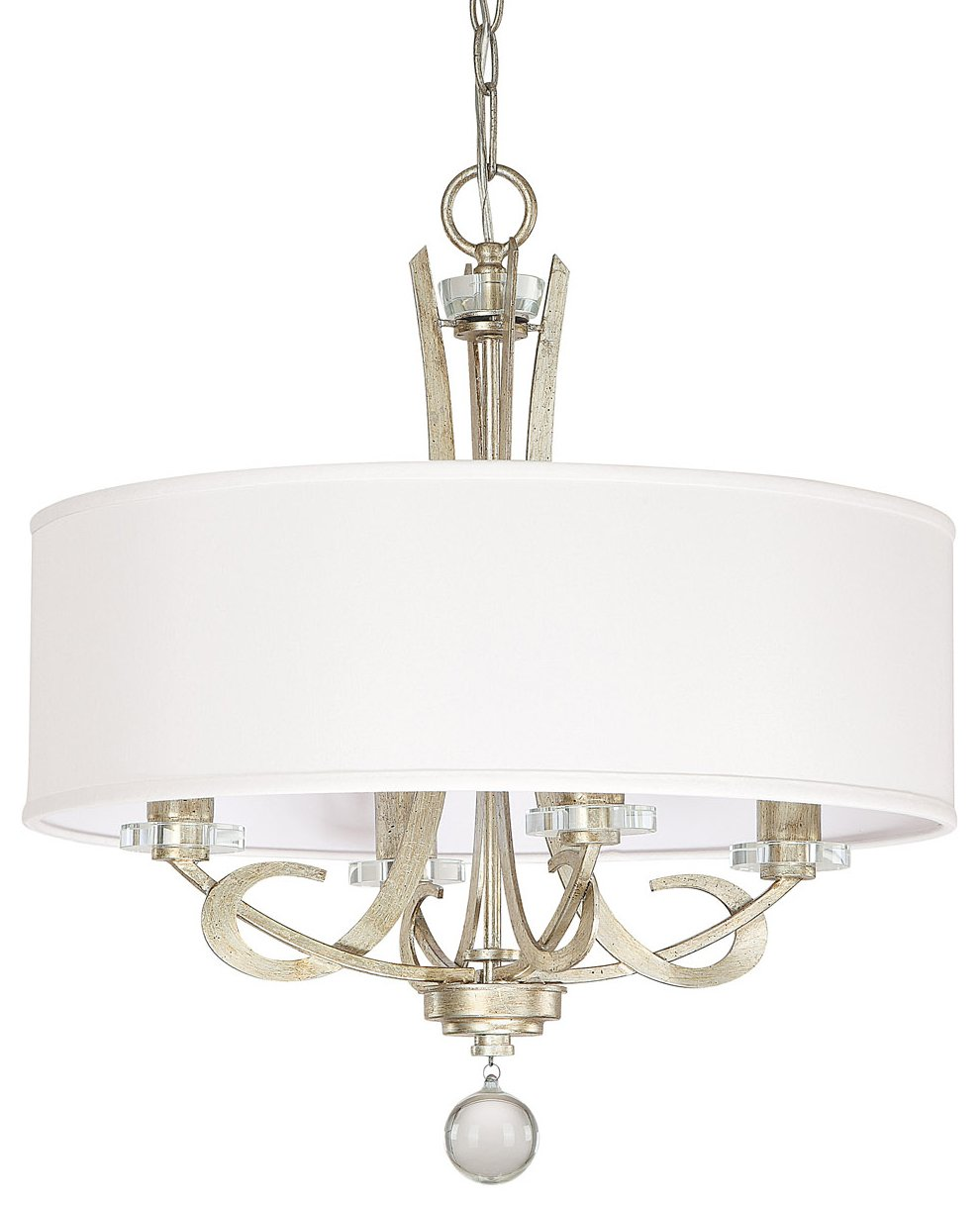Capital Lighting 4264WG-568 Hutton Transitional Chandelier