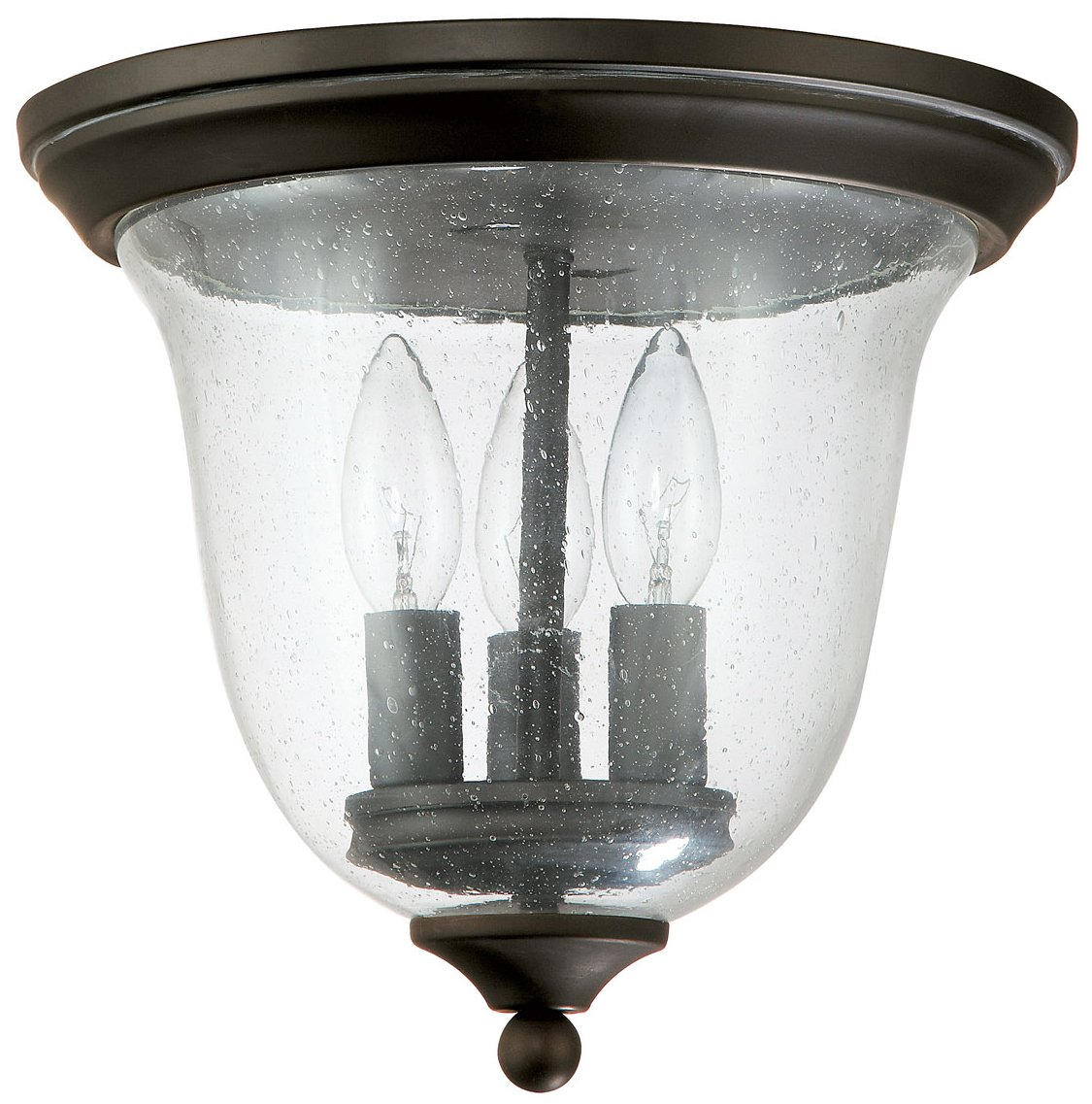 capital lighting 9541ob transitional outdoor flush mount