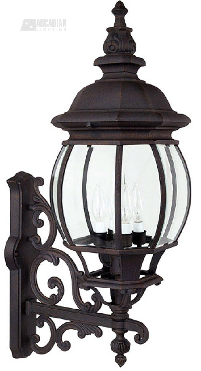 Capital lighting 9860 french country traditional outdoor for French country outdoor lighting