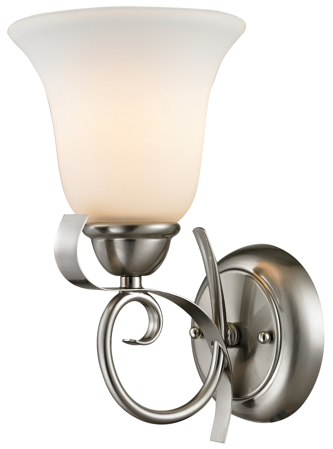 Cornerstone 1001WS 20 Brighton Transitional Wall Sconce CRS 1001WS 20