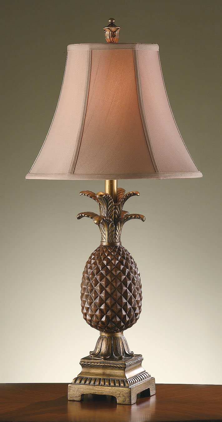 Crestview collection cvatp987 palm coast traditional table - Traditional table lamps for bedroom ...