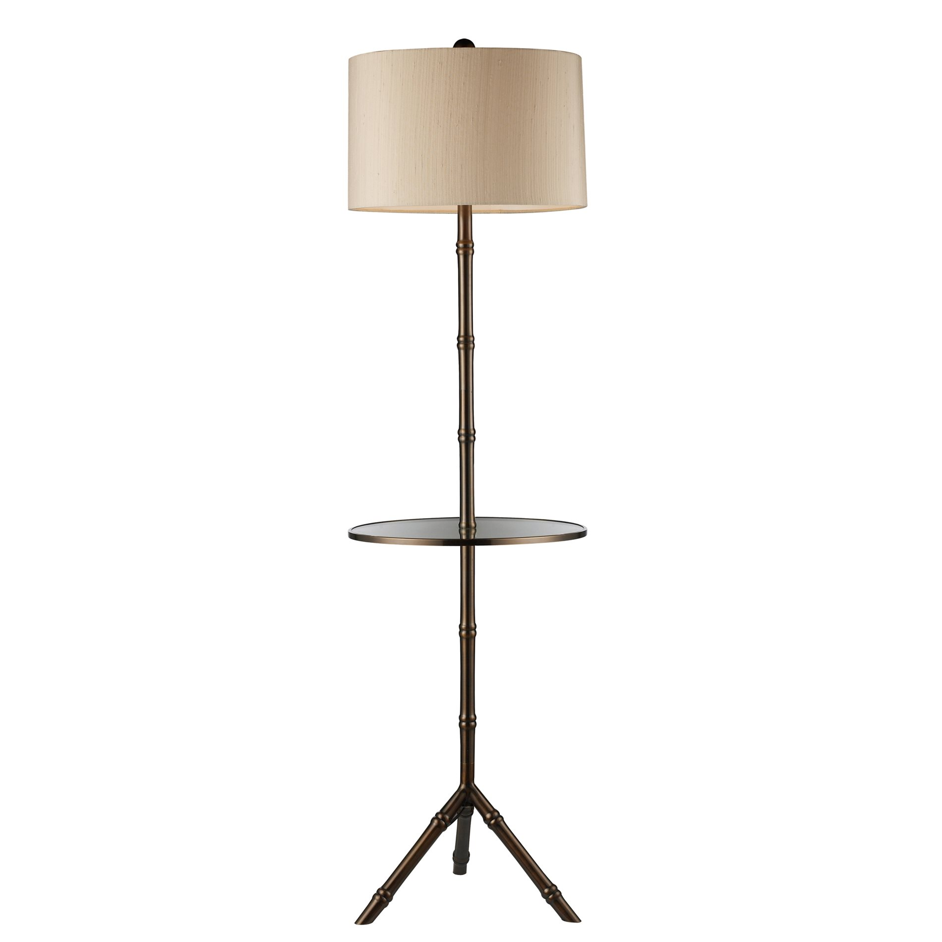 dimond d1403d stanton transitional floor lamp with glass