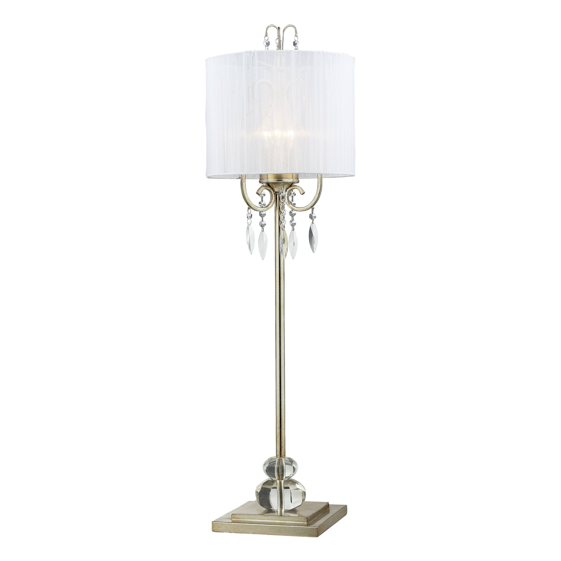 Dimond D2217 Albion Transitional Crystal Buffet Lamp D2217