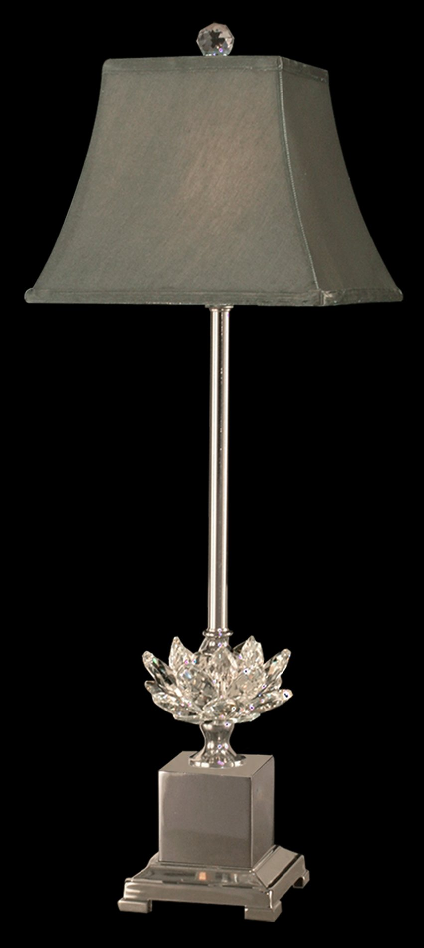 Dale Tiffany Gb11208 Lucinda Transitional Buffet Lamp Dt