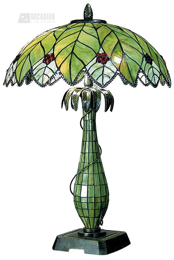 Dale Tiffany Tt101007 Robey Tropical Table Lamp Dt Tt 101007