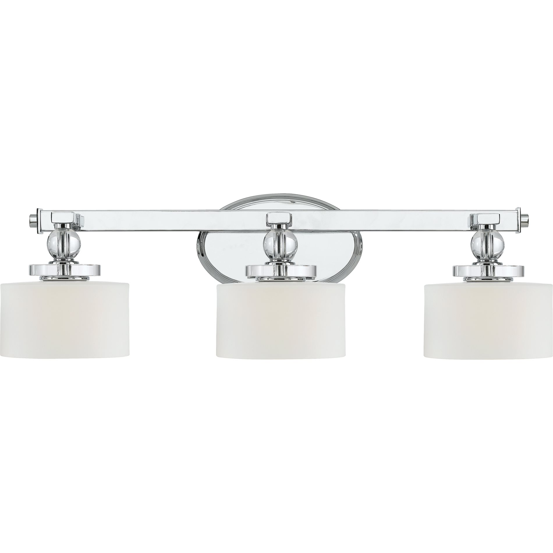 Downtown Modern Contemporary Bathroom Vanity Light