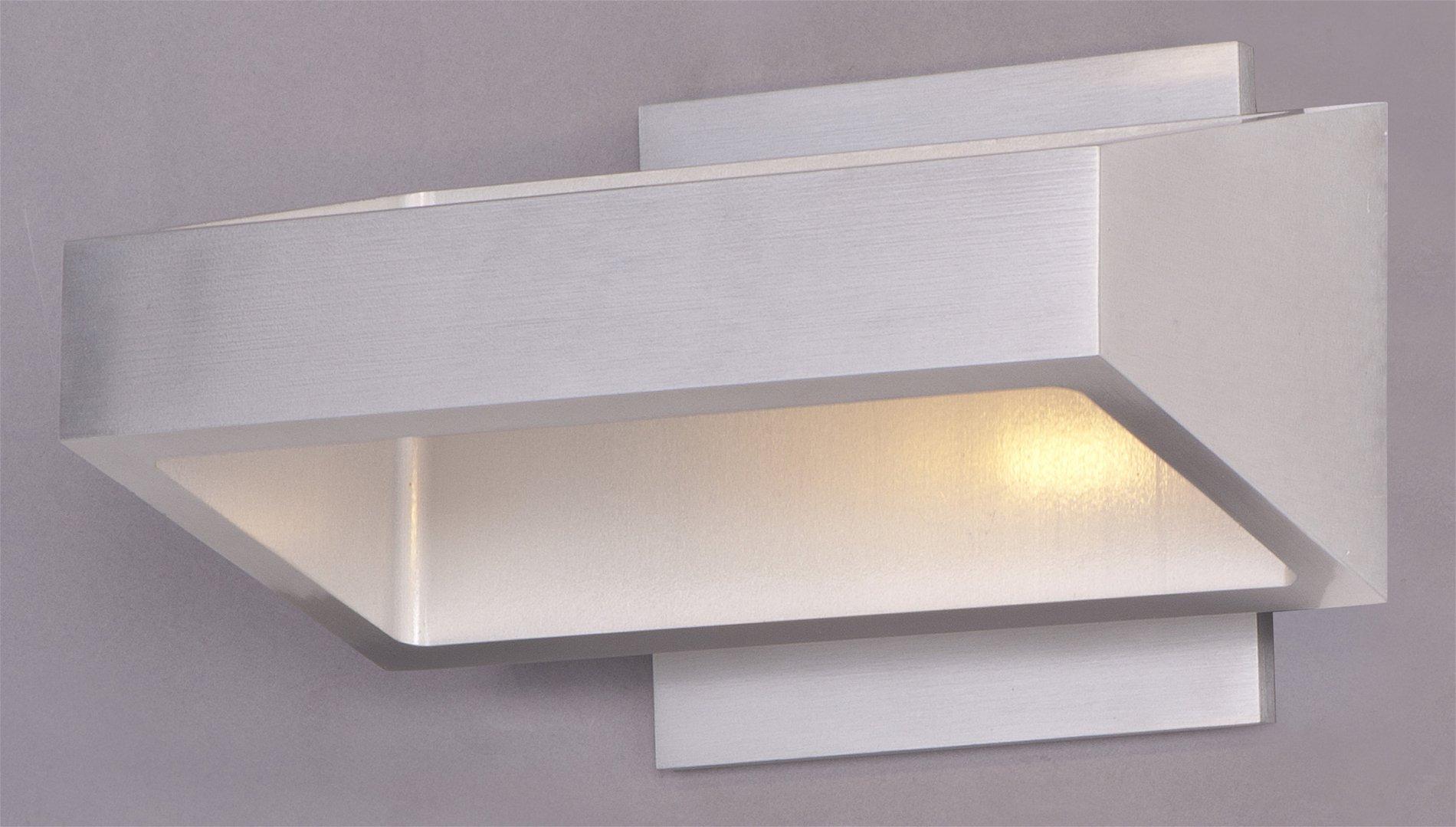 ET2 E41302-SA Alumilux LED Modern / Contemporary Outdoor Wall Sconce E41302-SA