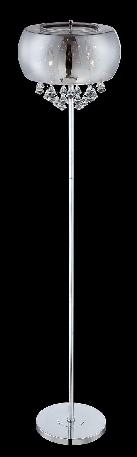 Lite Source El 90064 Modern Contemporary Floor Lamp Ls