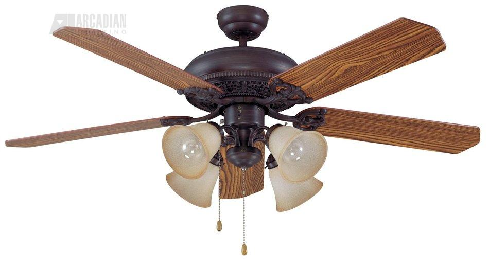 craftmade e man52 manor 52 traditional ceiling fan with light kit el. Black Bedroom Furniture Sets. Home Design Ideas