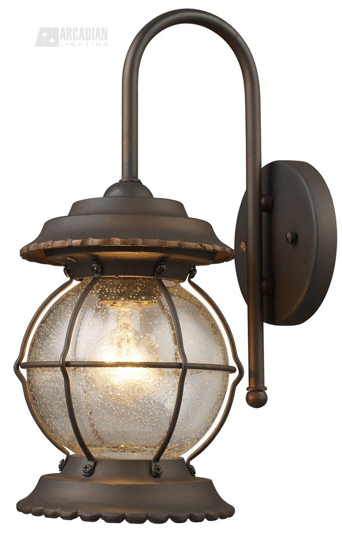 Elk Lighting 08172 Bb Manchester Traditional Outdoor Wall
