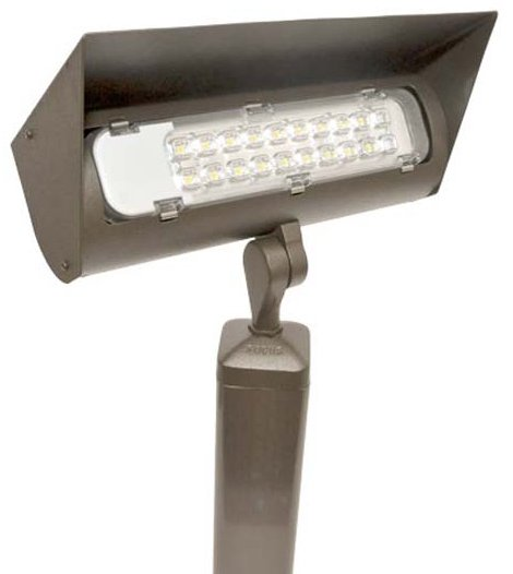 Focus Industries LFL-02-HE27 LED Outdoor Flood Light With