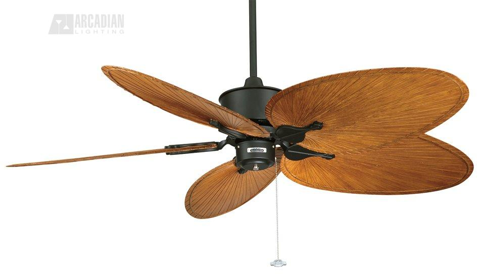 "Fanimation 52"" Islander Tropical Ceiling Fan - FM-FP320 See details."