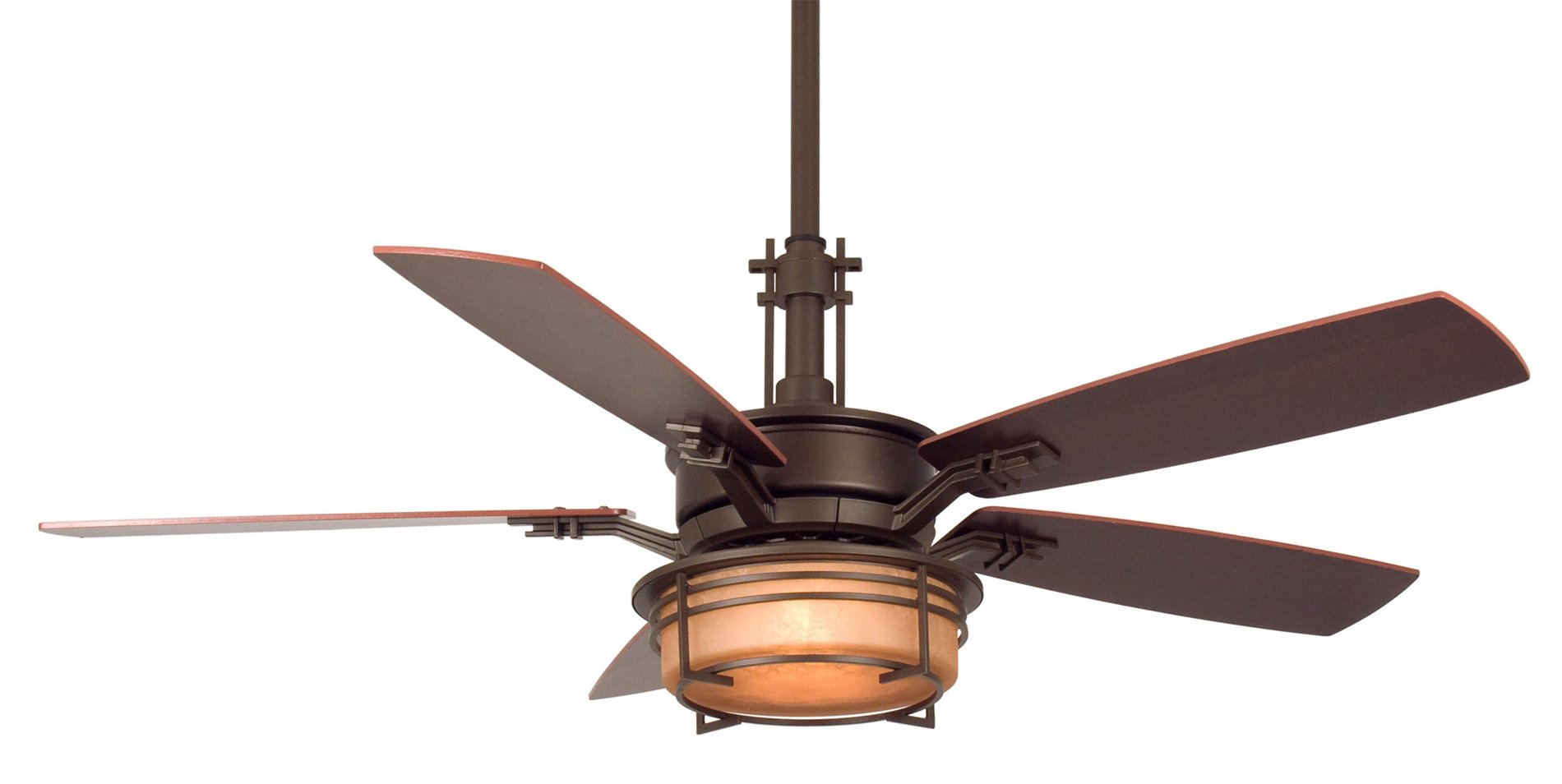 Ceiling Fans With Lights : Fanimation fp quot andover tropical ceiling fan fm